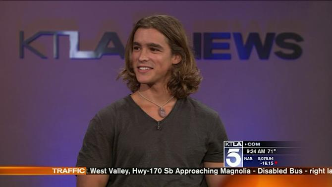 Brenton Thwaites Talks Girls, Pirates of the Caribbean and Ride