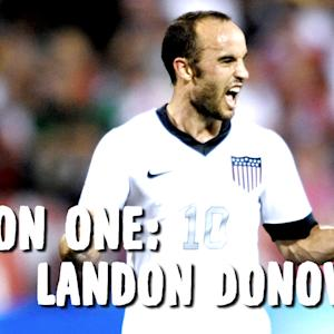"Landon Donovan One on One: ""We can do anything"""