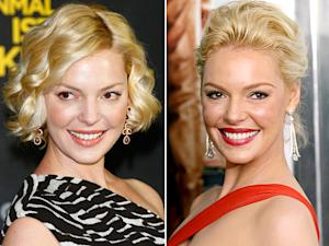 Which Makeup Look Is Prettier on Katherine Heigl?