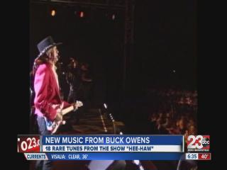 New music from Buck Owens