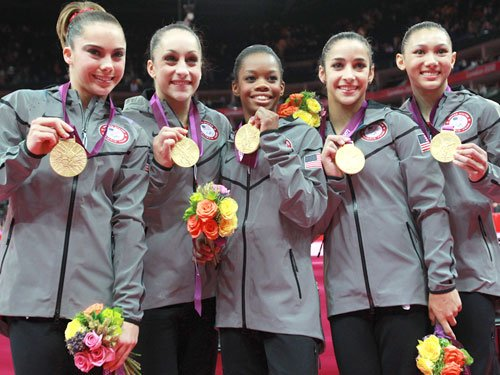 The Fierce Five
