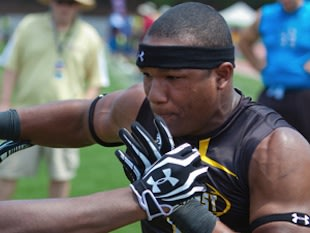 Da'Shawn Hand is the country's top Class of 2013 football recruit -- Rivals.com