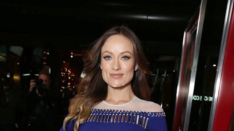 Olivia Wilde seen at The Los Angeles Premiere of Warner Bros. Pictures' 'Her', on Thursday, Dec. 12th, 2013 in Los Angeles. (Photo by Eric Charbonneau/Invision for Warner Bros. Pictures/AP Images)