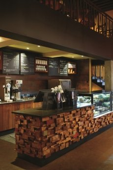 First look at Starbucks in India