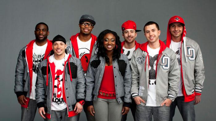 "Phunk Phenomenon compete on Season 6 of ""America's Best Dance Crew."""