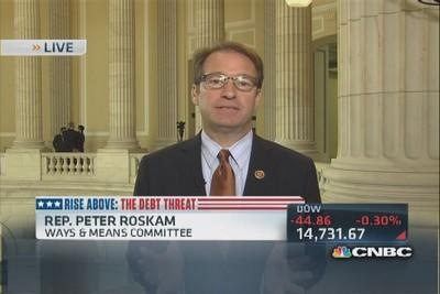 Obama on island beginning to flood: Rep. Roskam