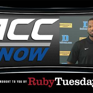 Duke Players Look Ahead To Hyundai Sun Bowl | ACC Now