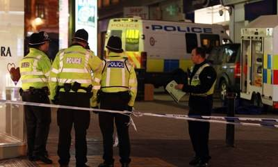 Two Stabbed To Death In Birmingham City Centre