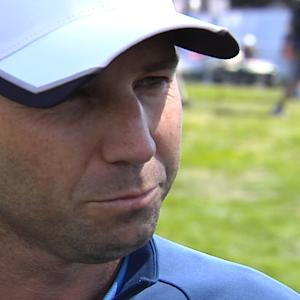 Sergio Garcia interview after Round 1 of Cadillac Match Play