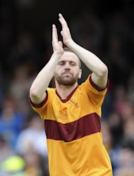 It is expected that James McFadden will not re-sign for Motherwell