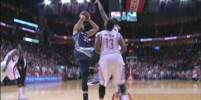 Marc Gasol hits game-winner to send Grizzlies past Rockets in controversial finish