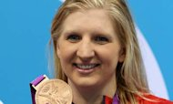 Rebecca Adlington Announces &#39;Retirement&#39;