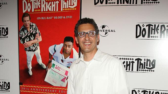 Do the right thing 20th Anniversary Screening 2009 John Turturro