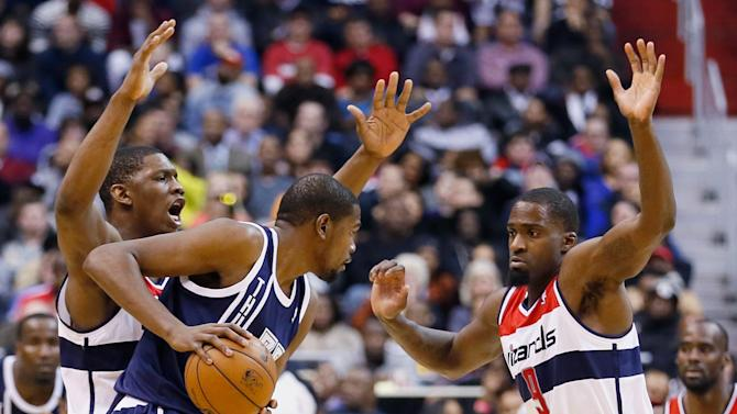 Oklahoma City Thunder v Washington Wizards