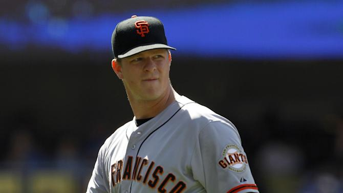 Giants RHP Cain to get season-ending elbow surgery