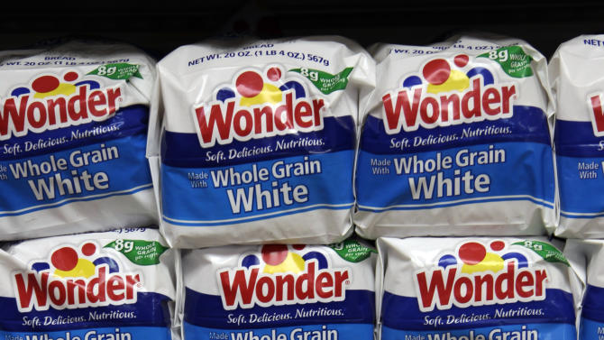 Hostess sale of Wonder bread nears completion