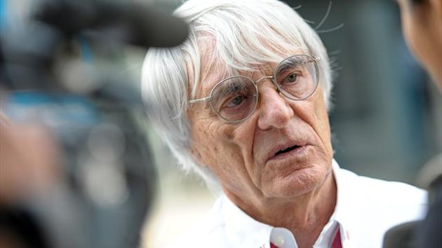 Saison 2012/2013: Bernie Ecclestone