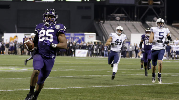 Washington beats BYU 31-16 in Fight Hunger Bowl
