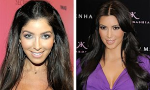 Melissa Molinaro and Kim Kardashian (Charles Gallay/Getty Images, Eamonn McCormack/WireImage)