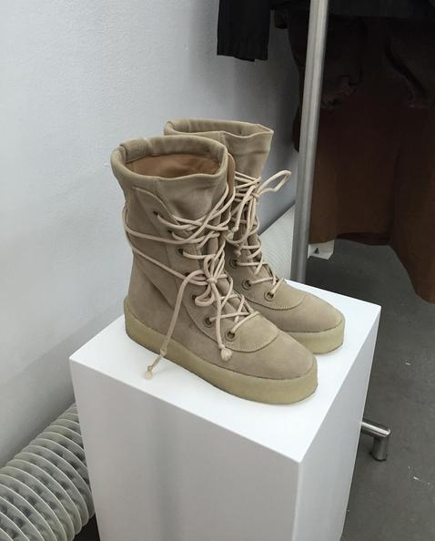 There Could Be Another Pair of Boots in Kanye West's Yeezy Season 2 Collection