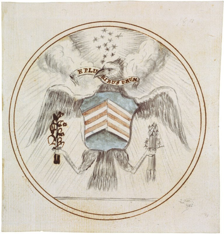 great seal of us l