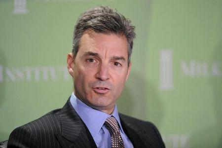 Daniel Loeb, CEO, Third Point LLC, participates in the 2010 Milken Institute Global Conference in Beverly Hills, California