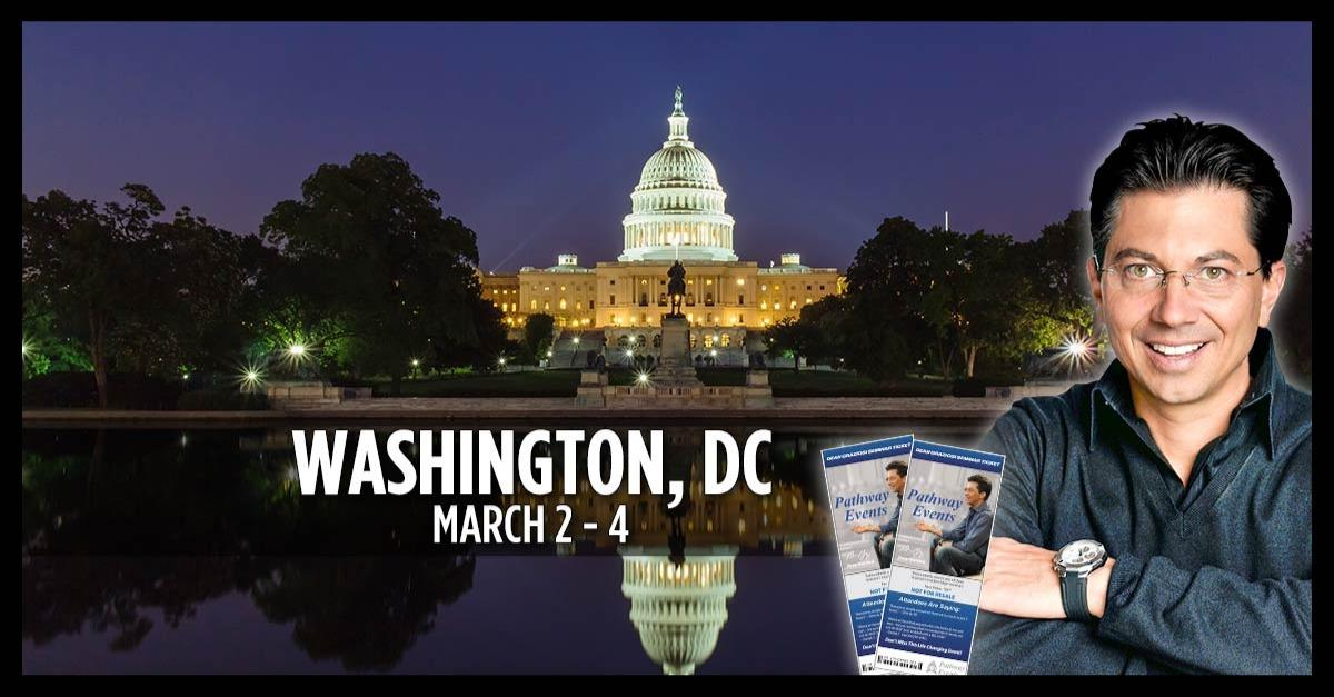 Free Real Estate Event Live In the Wash DC Area!