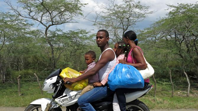 Dominican traffic death rate among world's highest