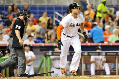 Giancarlo Stanton and his dingers will return soon