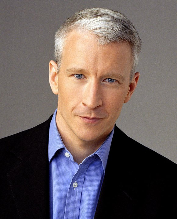 Anderson Cooper, Correspondent for &quot;60 Minutes.&quot; 