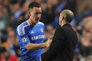 Chelsea captain Terry makes personal tribute to Di Matteo