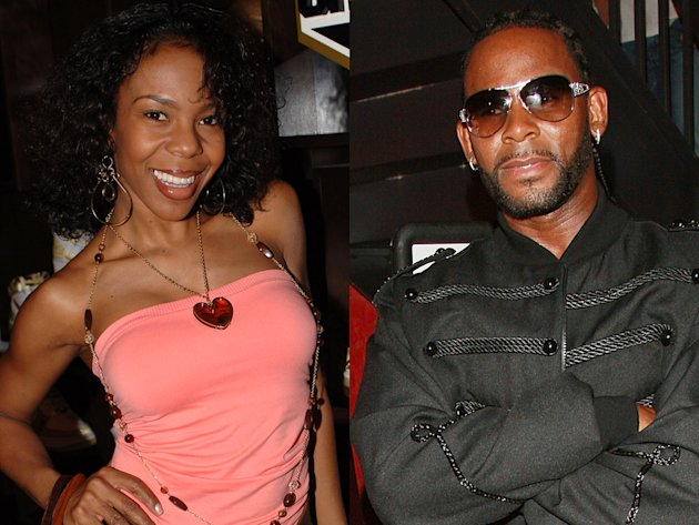 R Kelly And Andrea R. Kelly's Autobiograp...