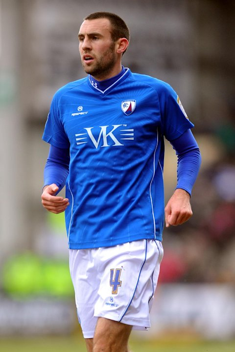 Jamie Lowry was previously with Chesterfield