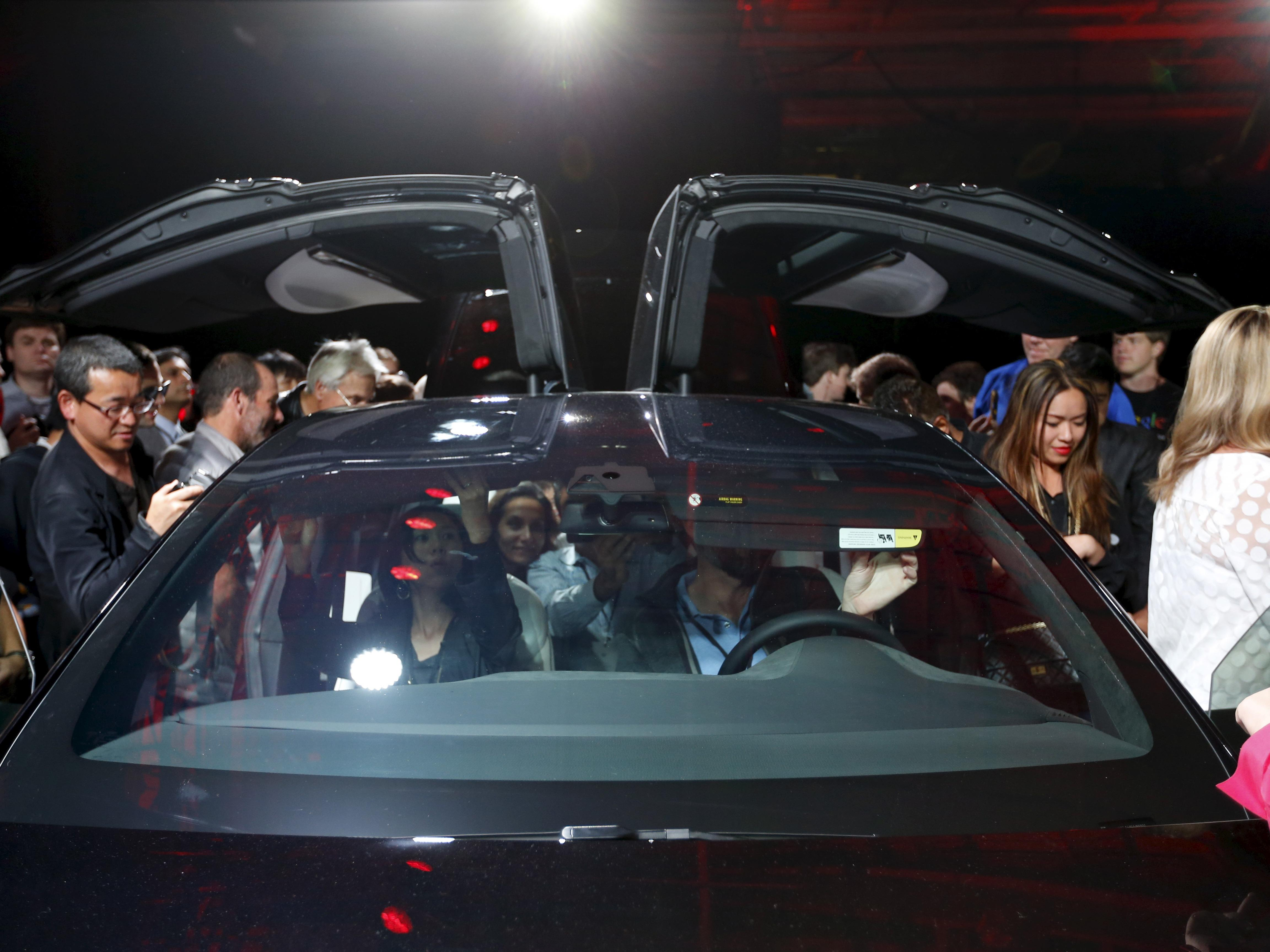 The Model X is about to give Tesla a 'reality check'