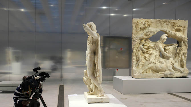 Louvre Museum in Lens