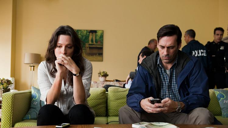 The Town Warner Bros. Pictures 2010 Rebecca Hall Jon Hamm