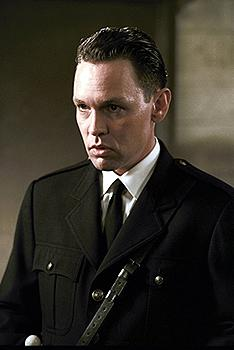 Doug Hutchison as Percy Whetmore in Castle Rock's The Green Mile