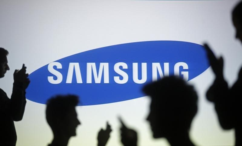 Samsung unveils sleek new Galaxy phones to take on Apple