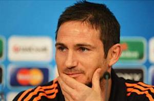 Frank Lampard on MLS future: It's up to Chelsea