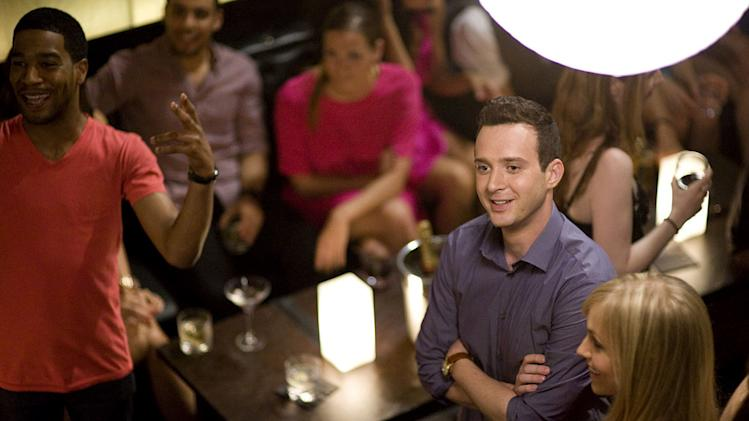 "Eddie Kaye Thomas stars as David in ""How to Make It in America."""