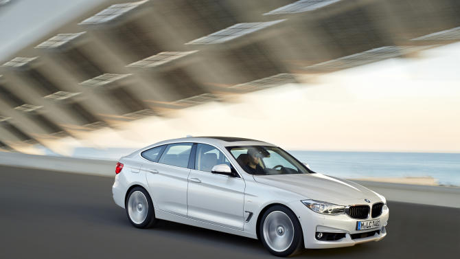 Hot Wheels: BMW unveils new diesel 3-Series sedan