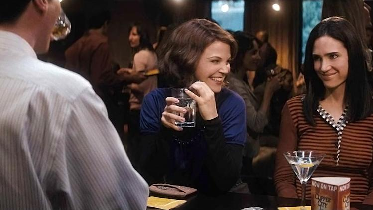 Ginnifer Goodwin Jennifer Connelly He's Just Not That Into You Production Stills 2009 New Line Cinema