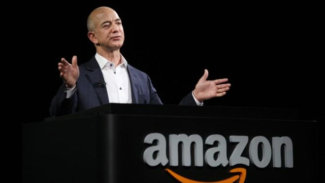 Amazon CEO Jeff Bezos: The next Steve Jobs?