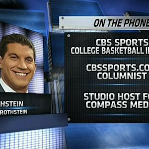 Jon Rothstein on MSU-Texas game and UNC