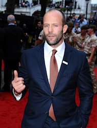 Jason Statham stars in Sly Stallone&#39;s new film Homefront