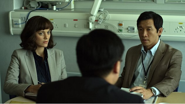 Contagion Warner Bros Pictures 2011 Marion Cotillard Chin Han