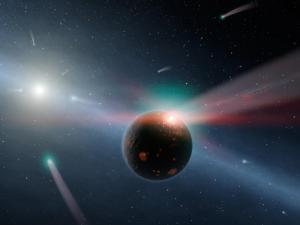 'Exocomets' Common Across Milky Way Galaxy