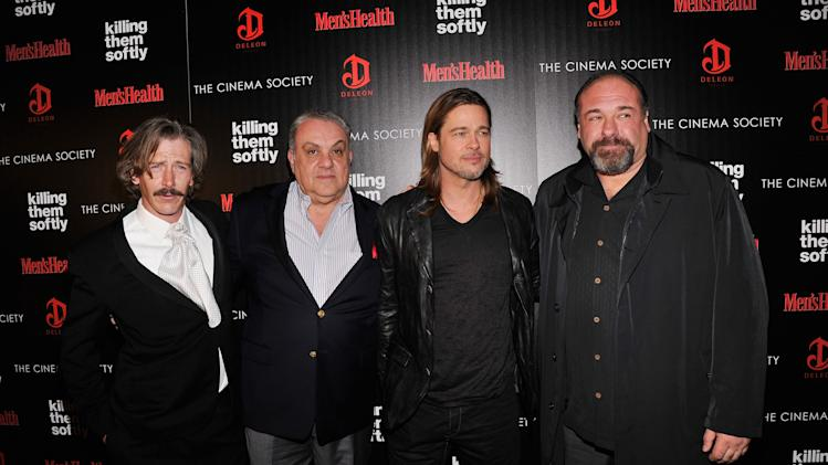 "The Cinema Society With Men's Health And DeLeon Host A Screening Of The Weinstein Company's ""Killing Them Softly"" - Arrivals"