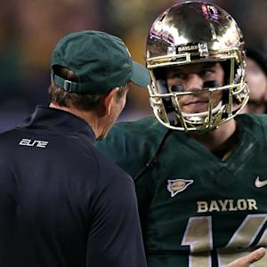 Baylor Prepared To Spring Forward Without Bryce Petty
