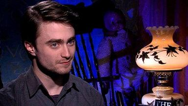 Daniel Radcliffe: 'The Woman in Black' Is a 'Very Frightening Film'